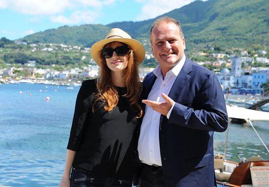 Ischia Film Fest: Pascal Vicedomini con Jessica Chastain