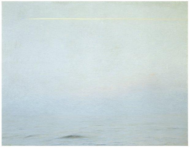 NoteVerticali.it_Artisti di Sicilia_Piero Guccione_Dopo_il_tramonto