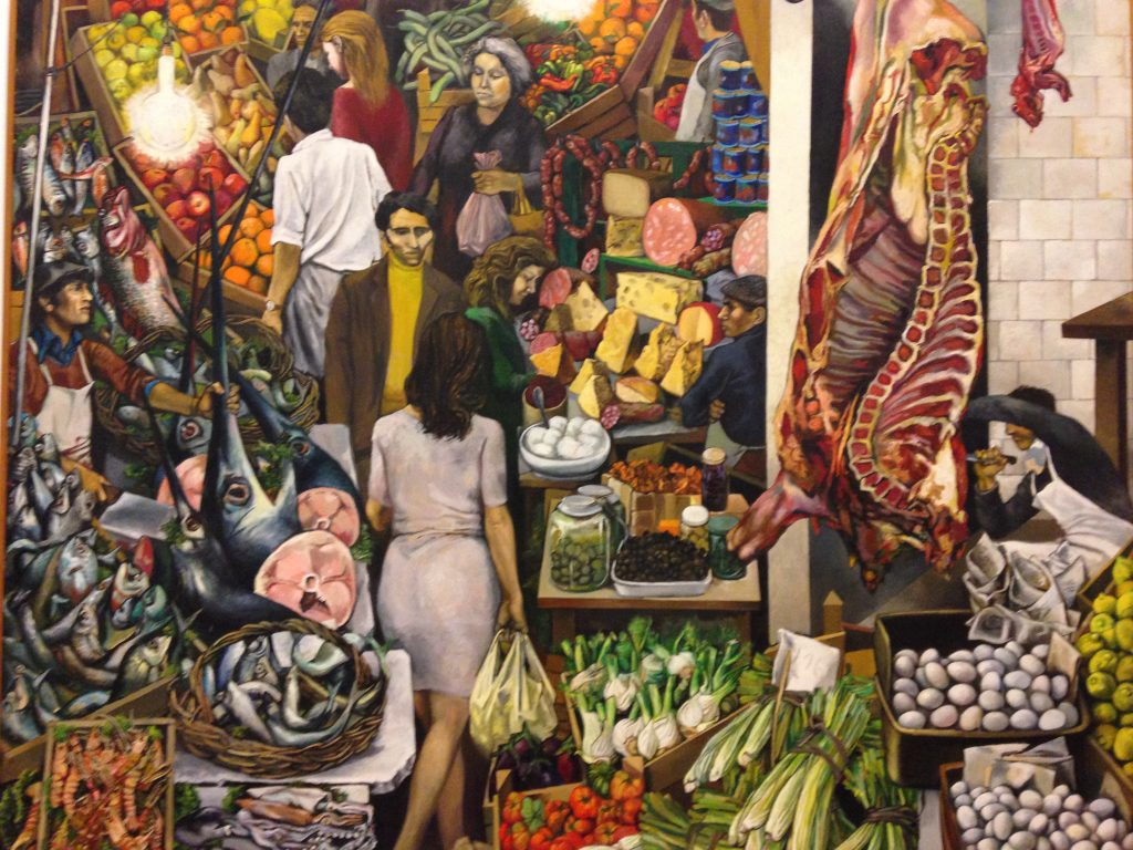 NoteVerticali.it_Artisti di Sicilia_Renato Guttuso_Vucciria