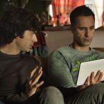 Fratelli unici: Raoul Bova e Luca Argentero giocano in famiglia