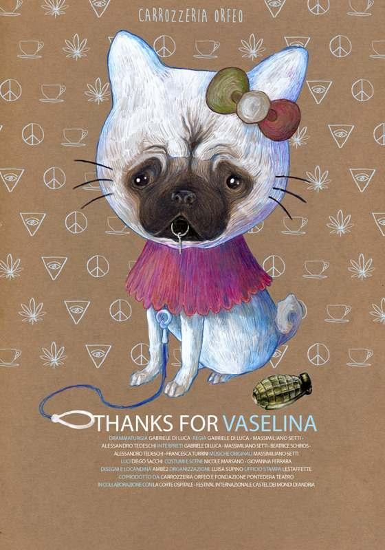 NoteVerticali.it_Thanks for Vaselina_locandina