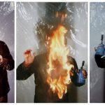 Fuoco nero: materia e struttura attorno e dopo Alberto Burri