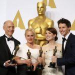 Oscar 2015: è il trionfo di Birdman. Vincono anche Redmayne, Moore, Arquette e Simmons