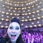 Lodovica Comello show: a Catanzaro è un trionfo