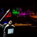 Eneide di Krypton: l'epica del teatro postmoderno si fonde con il rock anni '80 targato Litfiba