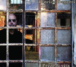 NoteVerticali.it_Enrico Ruggeri_Pezzi di vita_cover