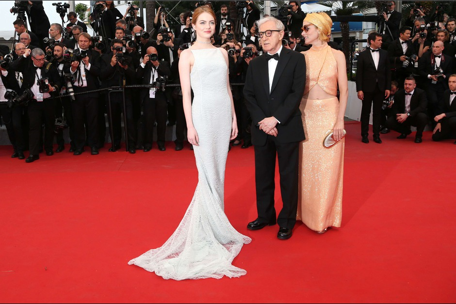 NoteVerticali.it_Cannes 2015_Woody Allen_Emma Stone