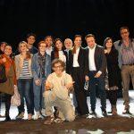 Fiorello incontra la stampa al Teatro Rendano di Cosenza