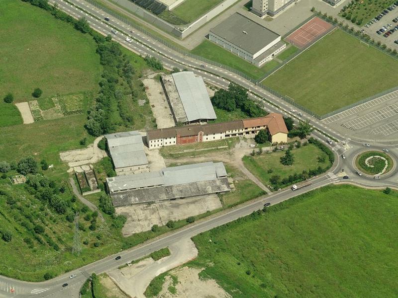 La sede della Fondazione Triulza