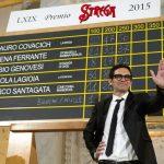 "Premio Strega 2015: trionfa Nicola Lagioia con ""La ferocia"""