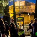 Roma Fringe Festival 2015 - Castel Sant'Angelo, accesso al Palco B