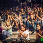 Roma Fringe Festival 2015 - scalinate palco B