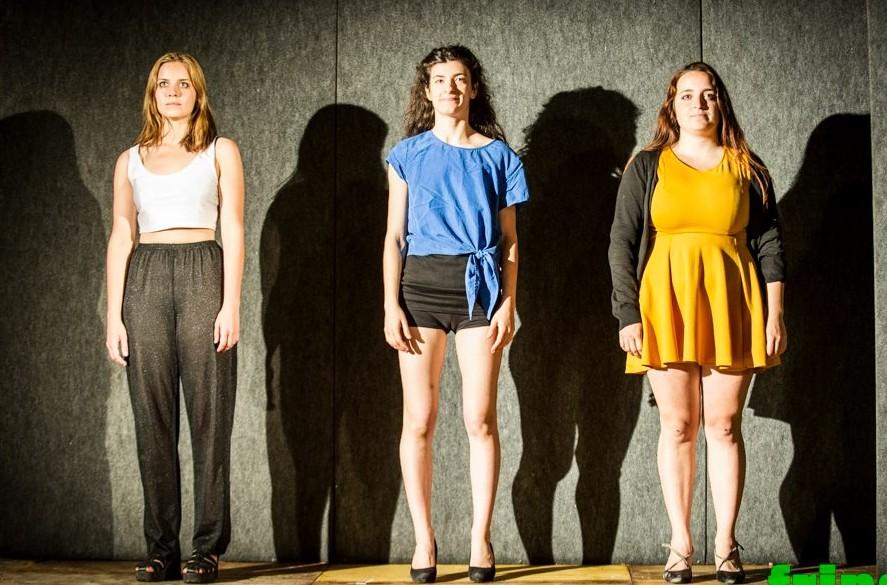 Roma Fringe Festival 2015 - Martina Badiluzzi, Ylenia Giovanna Cammisa e Arianna Pozzoli in 'Fak Fek Fik'