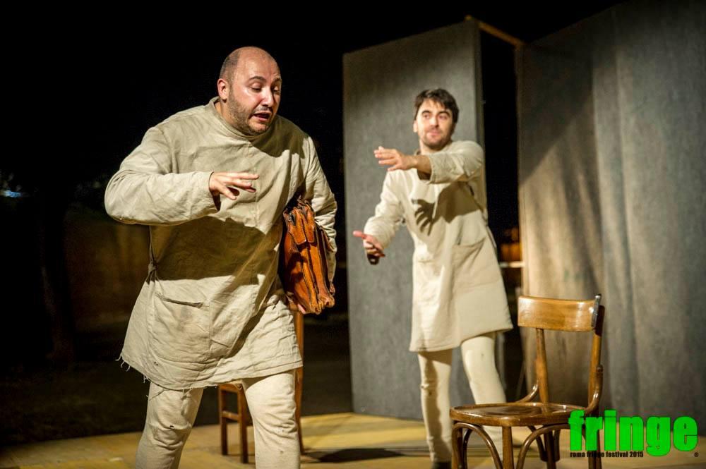 Roma Fringe Festival 2015 - Gli ebrei sono matti