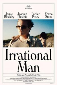 NoteVerticali.it_Irrational Man_Woody Allen_Joaquin Phoenix_Emma Stone_Parker Posey_locandina