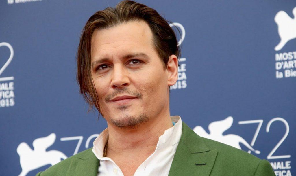 Johnny Depp, uno dei divi di questa edizione del Festival