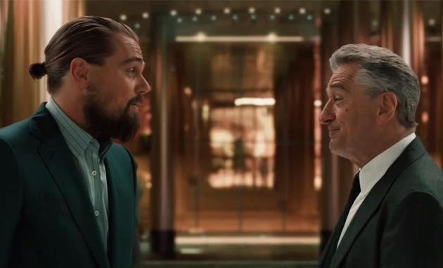 Leonardo Di Caprio e Robert De Niro