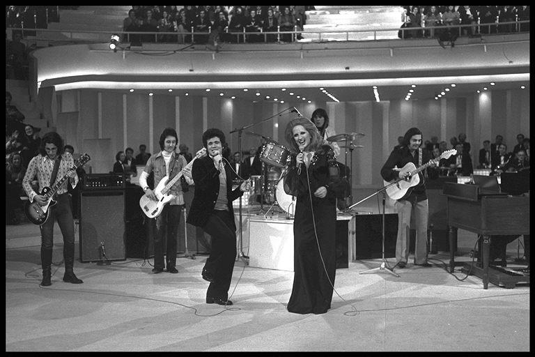 Il mitico duetto tra Mina e Lucio Battisti: 'Teatro 10', 1972