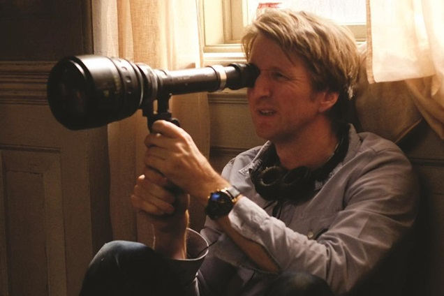 "Tom Hooper, regista di ""The Danish girl"""