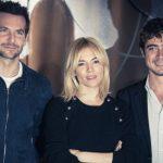 Il sapore del successo: quattro chiacchiere con Sienna Miller, Bradley Cooper e Riccardo Scamarcio