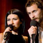 Laura Pausini contesa tra Jovanotti e Giuliano Sangiorgi: ecco le date del tour europeo