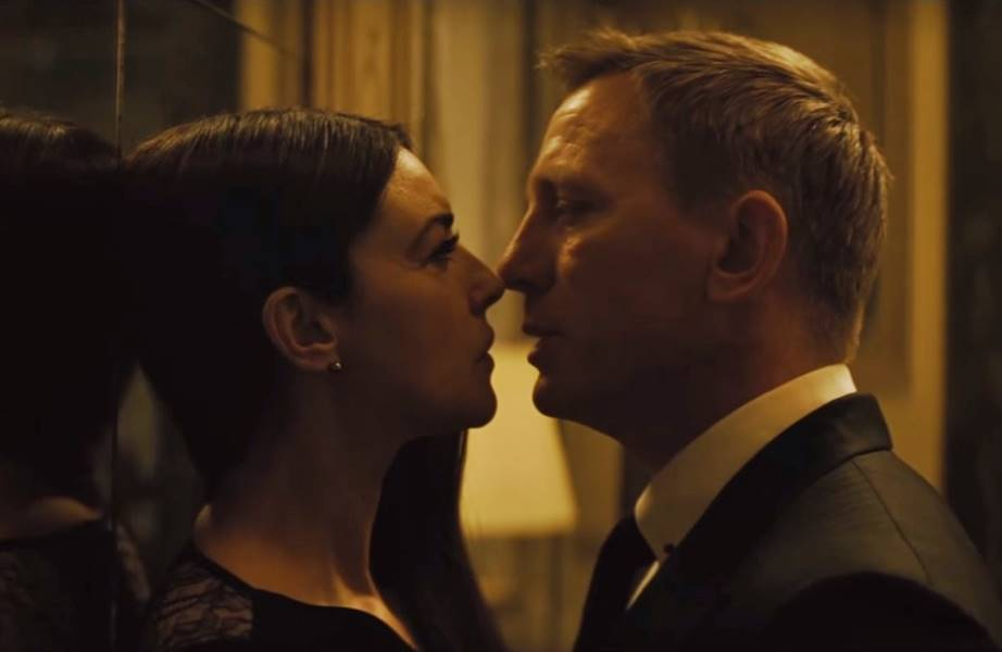NoteVerticali.it_Spectre_007 - Bond e la sua Bondgirl
