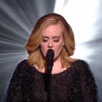 Adele incanta Cannes