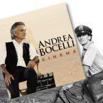 Cinema: Andrea Bocelli omaggia la settima arte