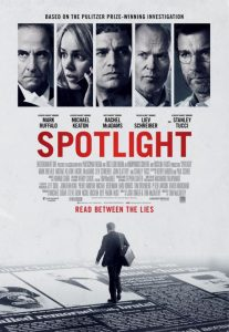 NoteVerticali.it_Il caso Spotlight - Locandina Originale