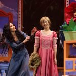 Rapunzel: Lorella Cuccarini strega Milano