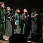 Dario De Luca e le splendide voci che lo hanno accompagnato
