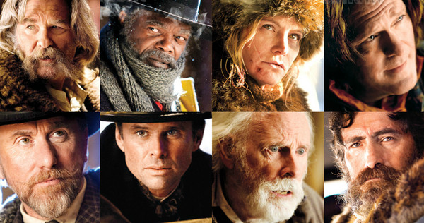 NoteVerticali.it_The_Hateful_Eight_Quentin_Tarantino_I_protagonisti