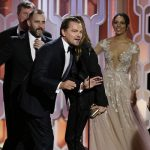 Golden Globe Awards 2016: tutti i premiati