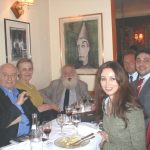 Remembering Rotella: metti una sera a cena a Parigi…