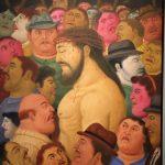 L'arte di Botero nel raffigurare la passione di Cristo