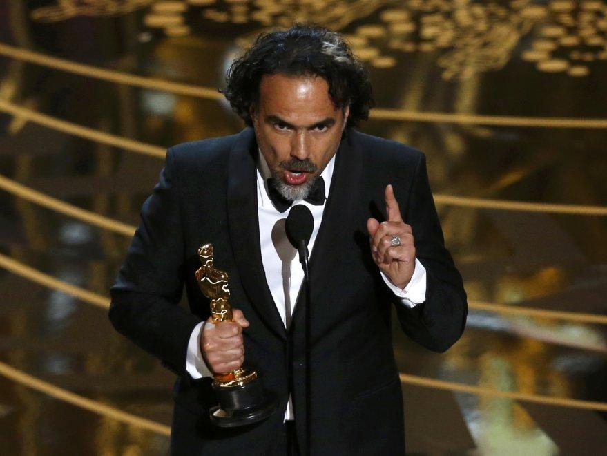 Terzo Oscar consecutivo per il regista messicano Inarritu.