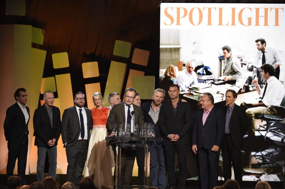 Il caso Spotlight: il film di denuncia ha convinto l'Academy