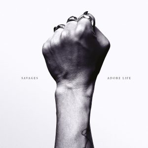 NoteVerticali.it_Savages_Adore_Life_cover