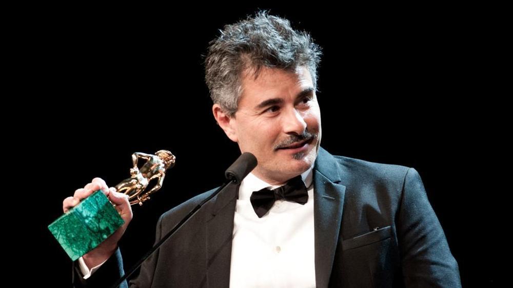 """Paolo Genovese. regista di """"Perfetti sconosciuti"""", film italiano dell'anno"""