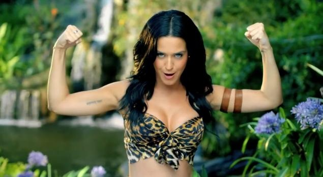 NoteVerticali.it_Katy_Perry_Roar_music_video_cover