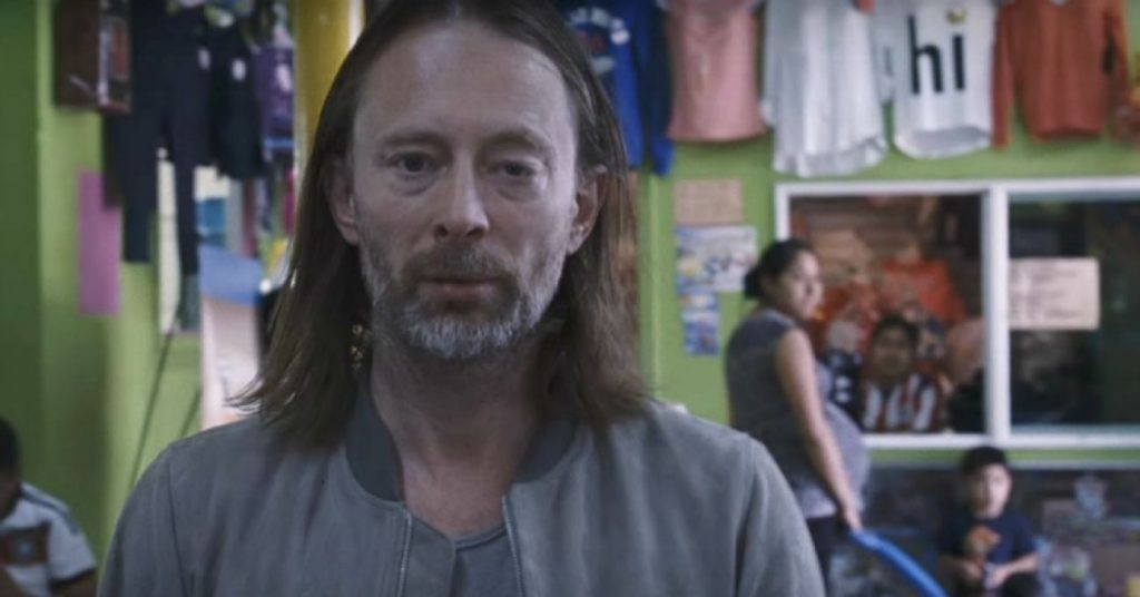 NoteVerticali.it_Radiohead_Thom_Yorke_Daydreaming_video
