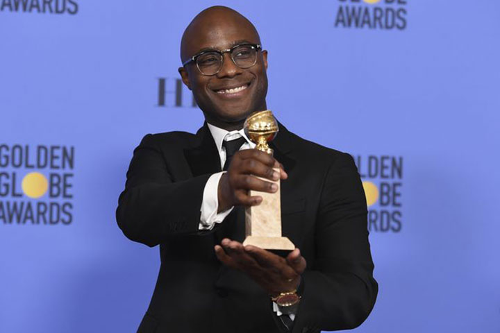 "Barry Jenkins ha vinto il Golden per il film ""Moonlight"""
