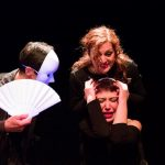 Buio: si apre il sipario nel teatro dell' improvvisazione come non l'avete mai visto