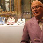 Manolo Blahnik, a Milano una mostra celebra l'artista della scarpa