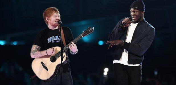 Anche Ed Sheeran è salito sul palco