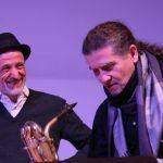 Javier Girotto e Peppe Servillo, sound latino-mediterraneoal Teatro Eliseo