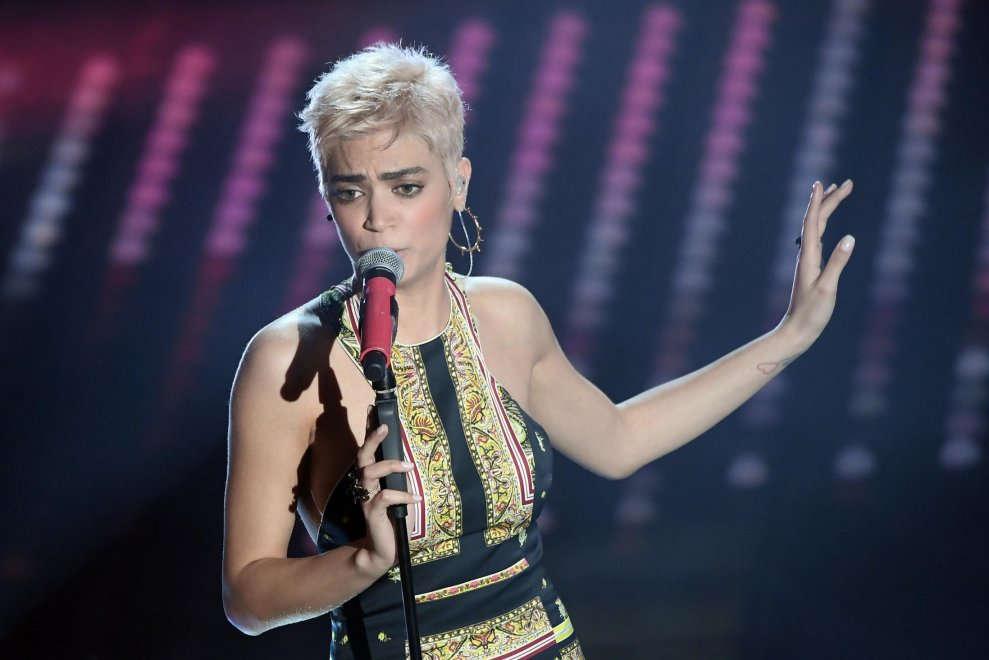 Sanremo 2017: Elodie