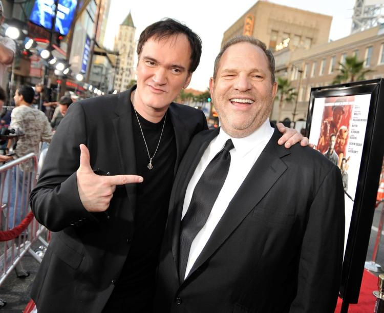NoteVerticali.it_Quentin_Tarantino_Harvey_Weinstein