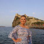Barbara Bouchet regina di Ischia, tra bilanci e qualche rimpianto